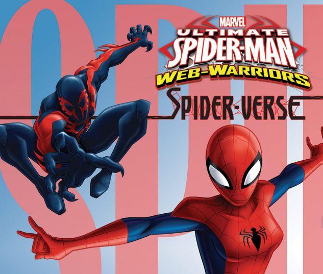 Ultimate Spider-Man Spider-Verse (2015) #1