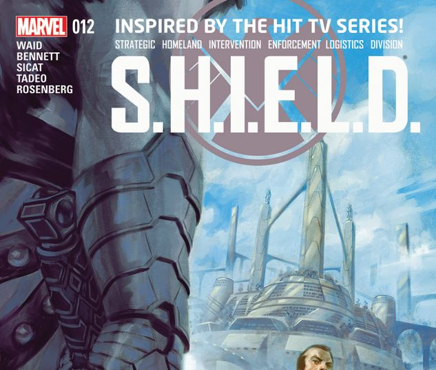 S.H.I.E.L.D. 12 (WITH DIGITAL CODE)