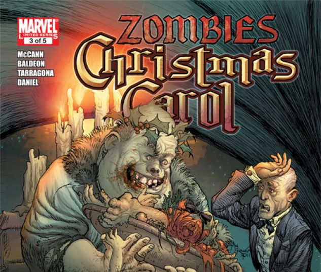 Marvel Zombies Christmas Carol #3