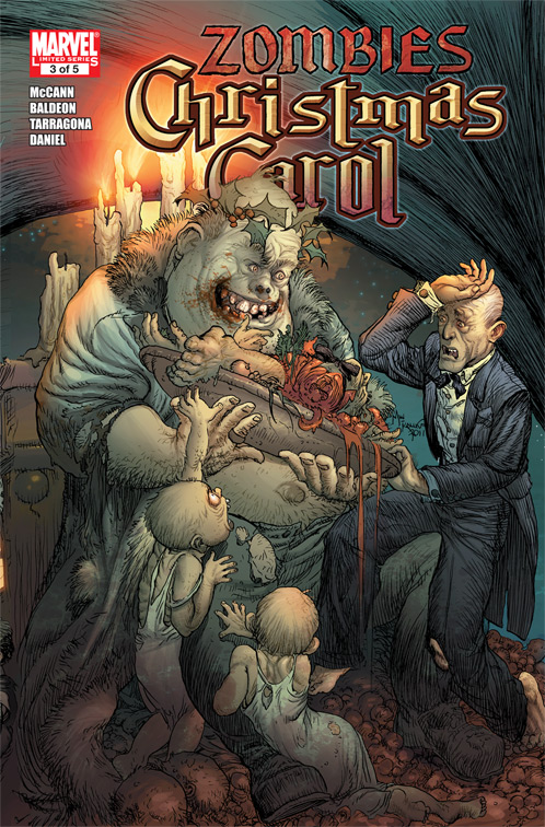 Zombies Christmas Carol (2011) #3