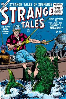 Strange Tales (1951) #40