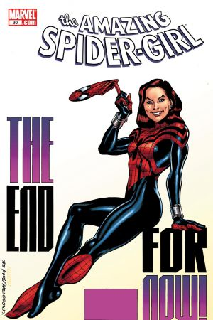 Amazing Spider-Girl (2006) #30