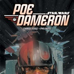 Star Wars: Poe Dameron #1 Cover by Phil Noto