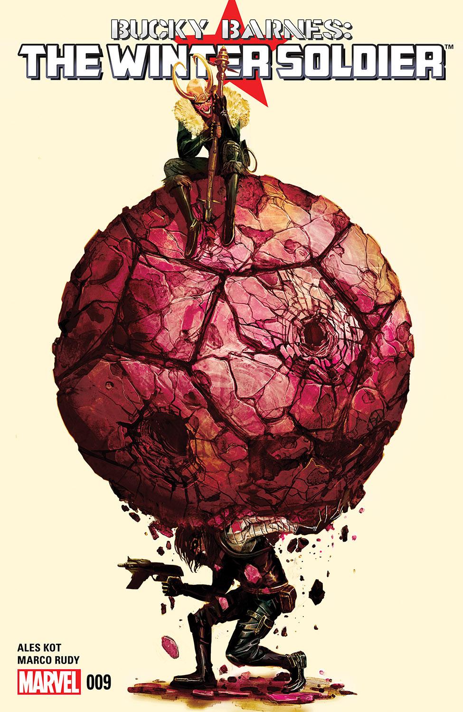 Bucky Barnes: The Winter Soldier (2014) #9