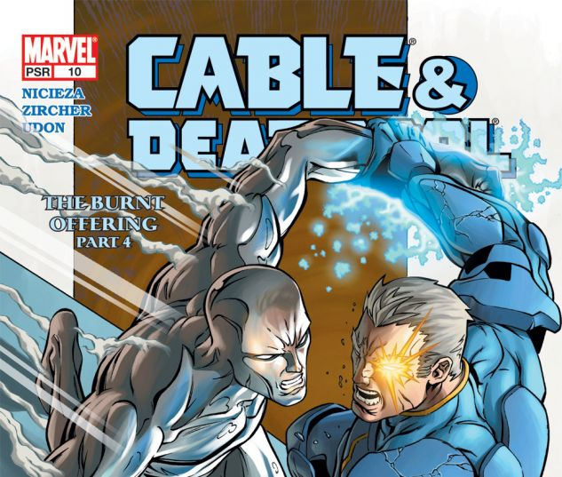 Cable & Deadpool (2004) #10