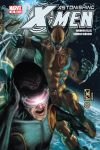 ASTONISHING X-MEN (2004) #25 Cover