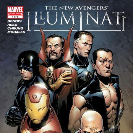 New Avengers: Illuminati (2006 - 2008)
