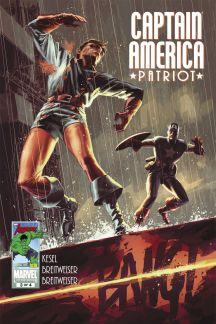 Captain America: Patriot #3