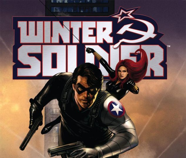 cover from Winter Soldier (2012) #13