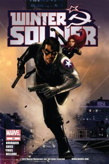 Winter Soldier (2012) #13