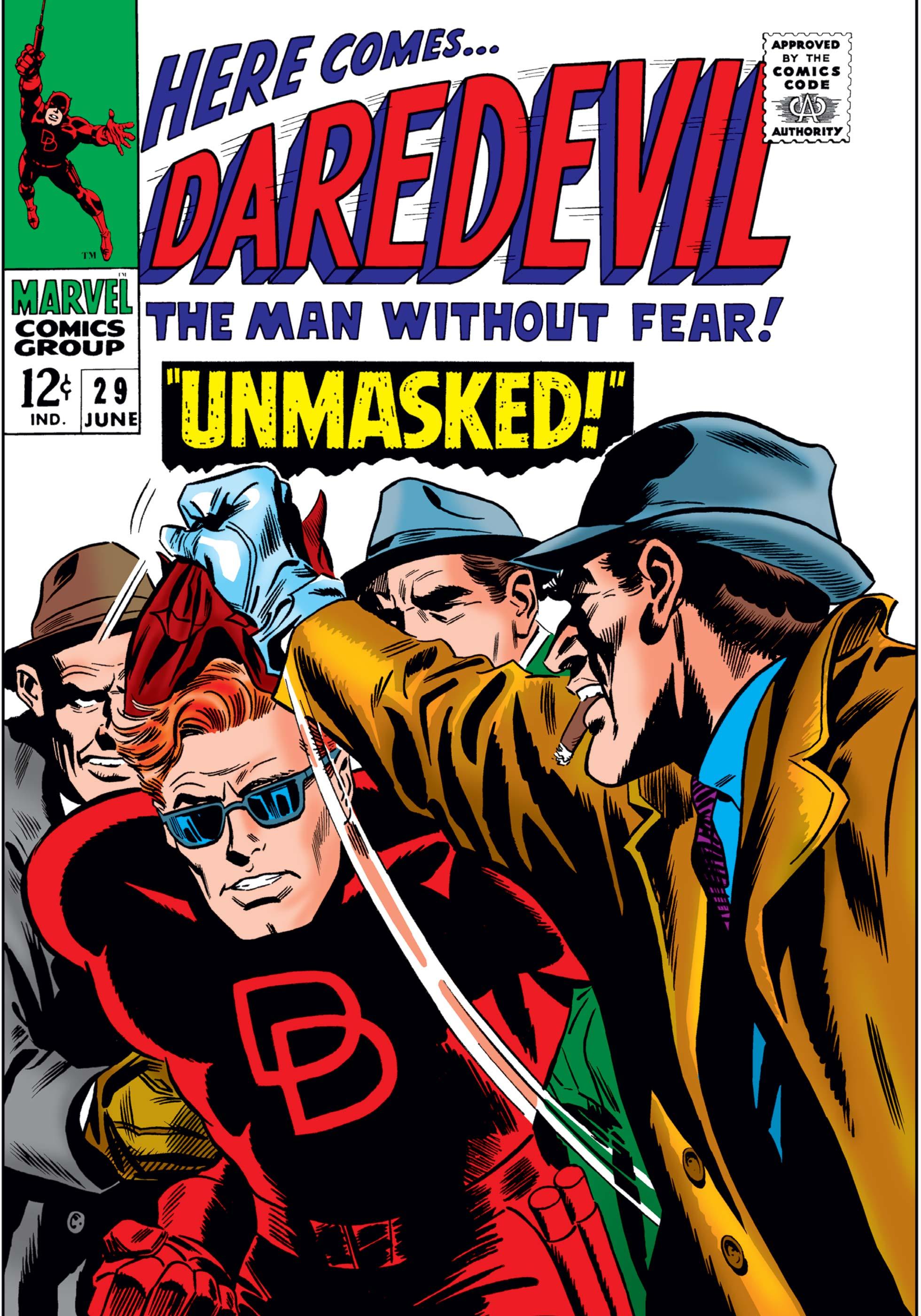 Daredevil (1964) #29