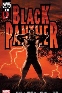 Black Panther  #6
