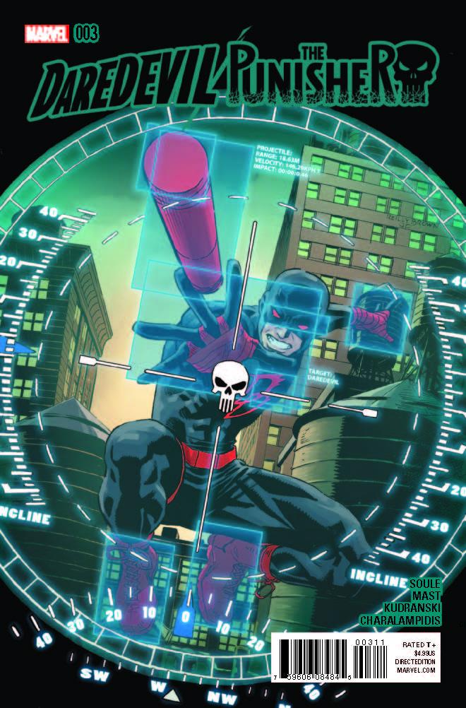 Daredevil/Punisher (2016) #3