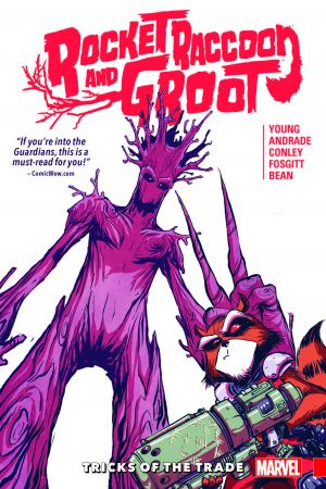 Rocket Raccoon & Groot Vol. 1: Tricks of The Trade (Trade Paperback)