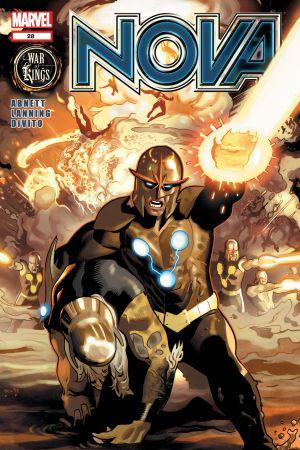 Nova (2007) #28