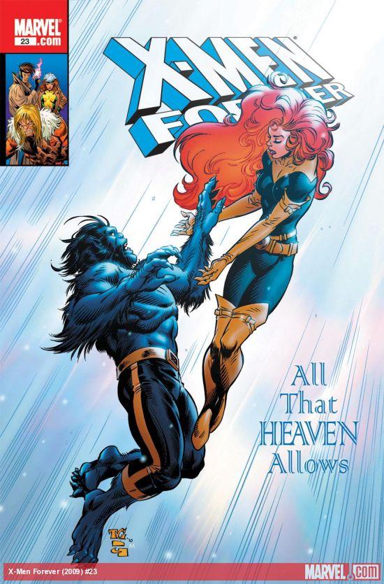X-Men Forever (2009) #23