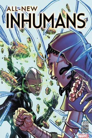 All-New Inhumans (2015) #10