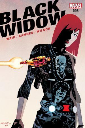 Black Widow (2016) #6
