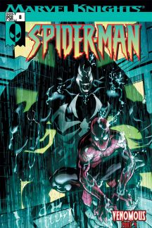 Marvel Knights Spider-Man #8