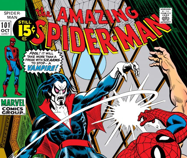 Amazing Spider-Man (1963) #101