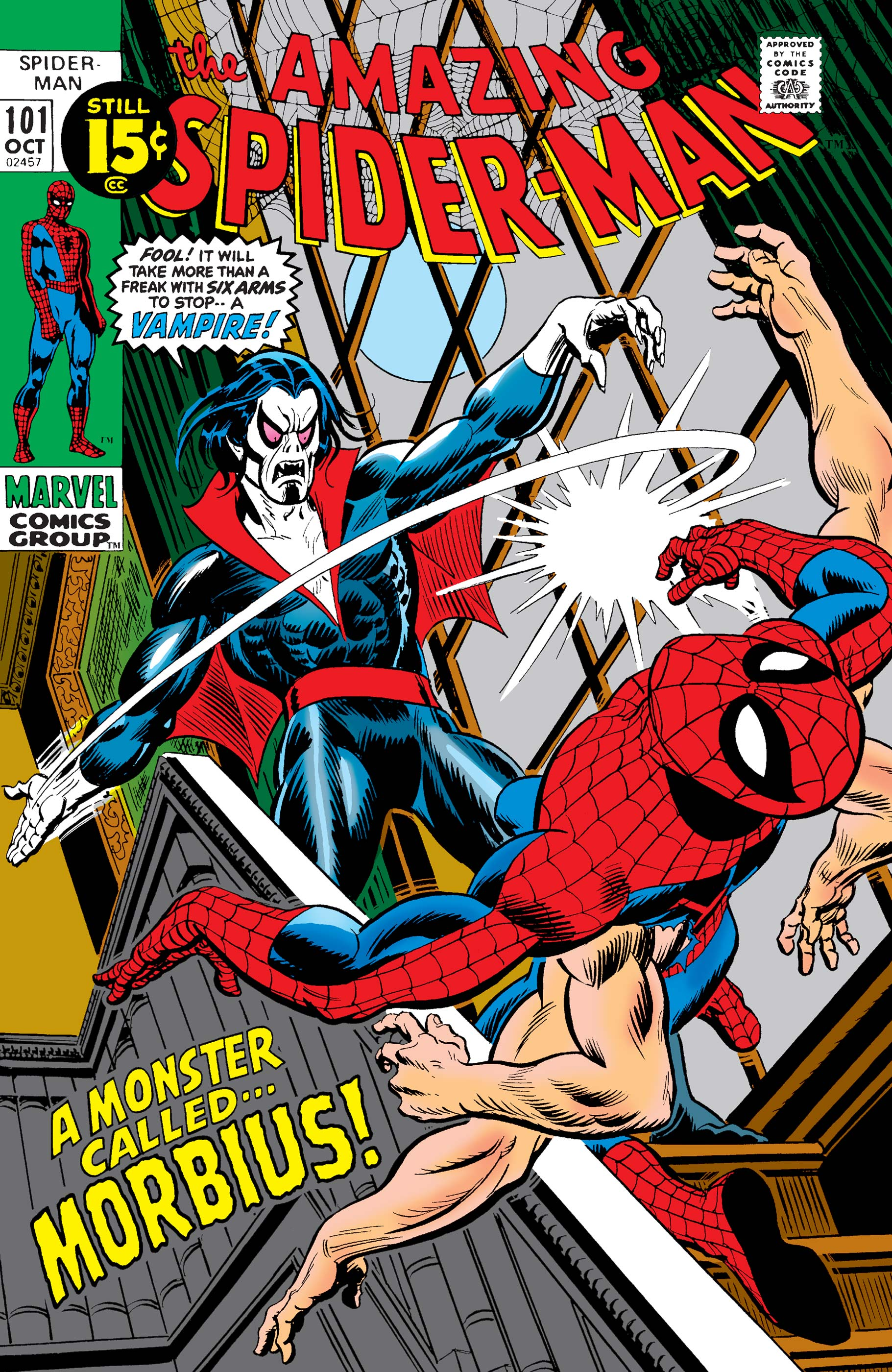The Amazing Spider-Man (1963) #101
