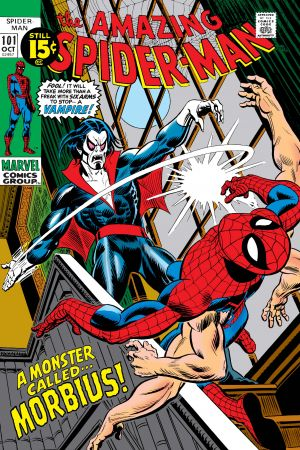 The Amazing Spider-Man  #101