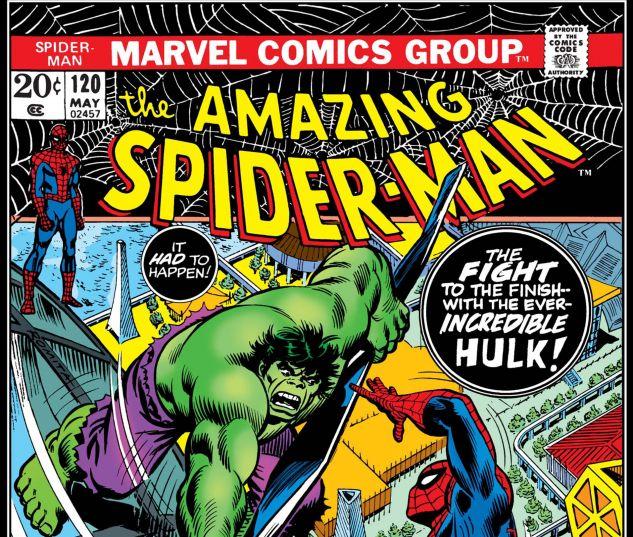 Amazing Spider-Man (1963) #120
