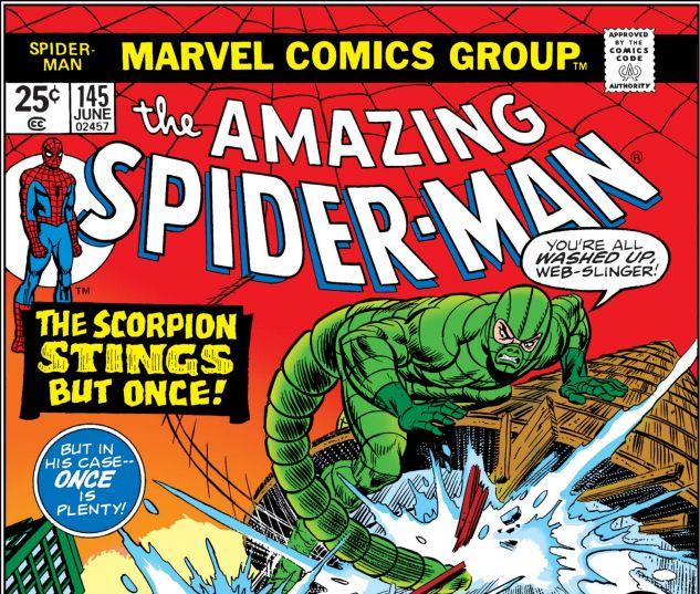 Amazing Spider-Man (1963) #145