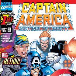 Captain America: Sentinel of Liberty (1998)