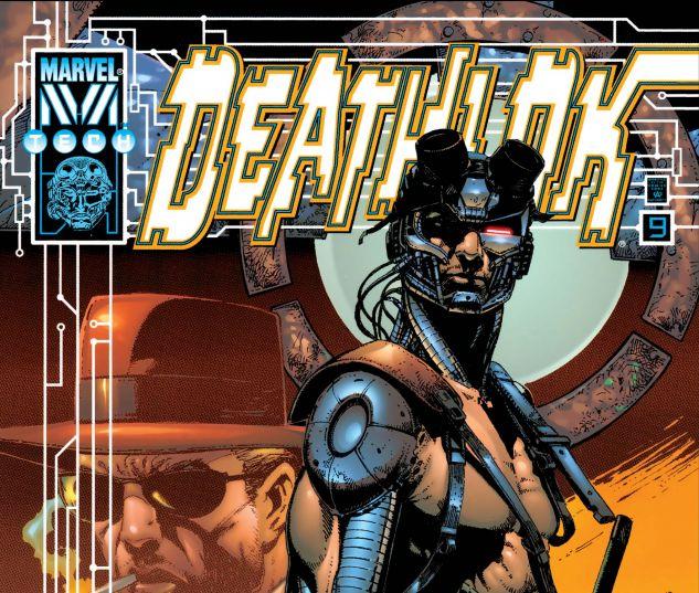 Deathlok (1999) #9