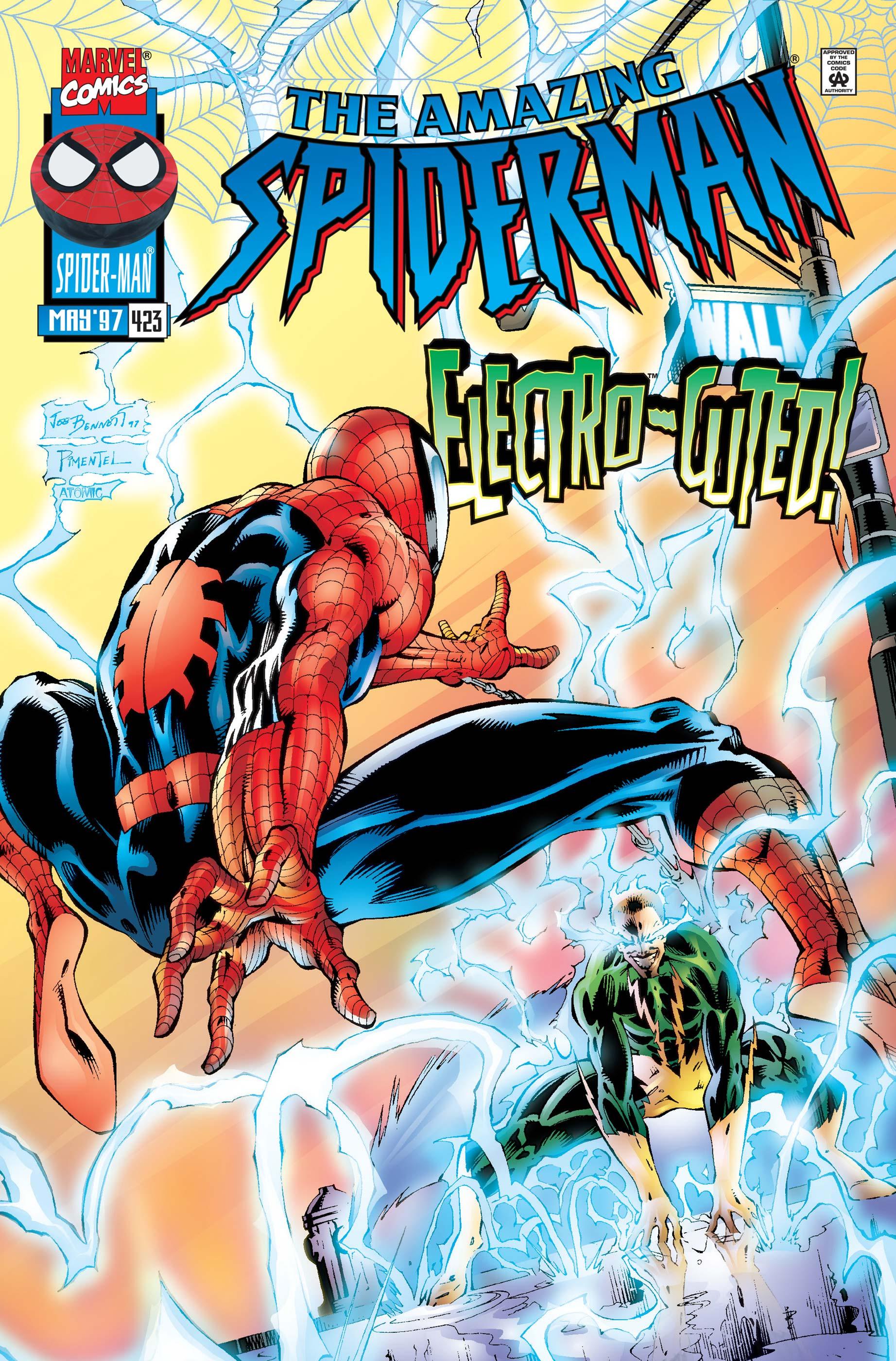 The Amazing Spider-Man (1963) #423