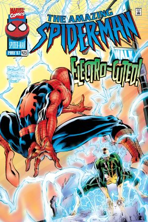 The Amazing Spider-Man #423
