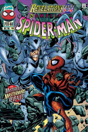 The Amazing Spider-Man #418