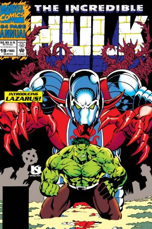 Incredible Hulk Annual #19