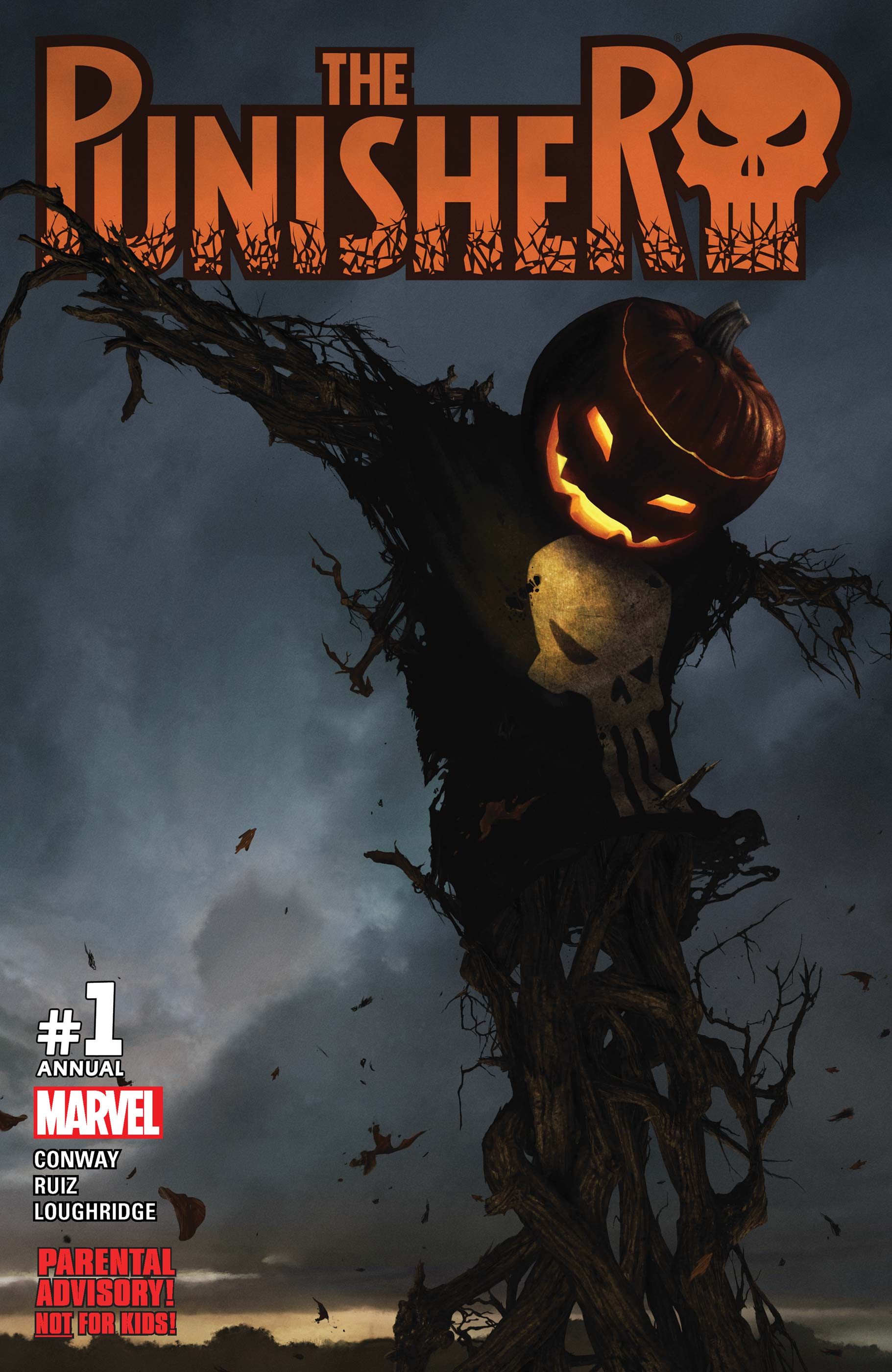 The Punisher Annual (2016) #1