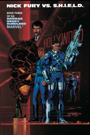 Nick Fury Vs. S.H.I.E.L.D. #3