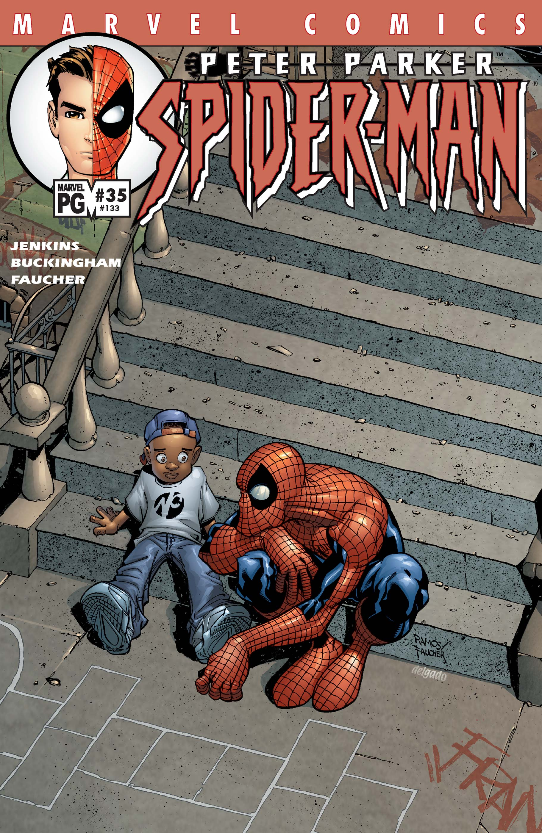 Peter Parker: Spider-Man (1999) #35
