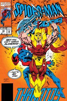 Spider-Man 2099 (1992) #12