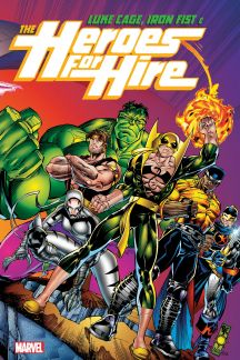 Luke Cage, Iron Fist & The Heroes For Hire Vol. 1 (Trade Paperback)