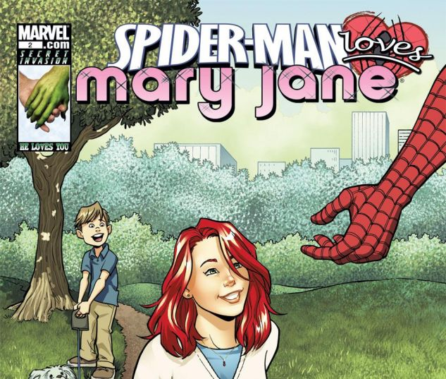 SPIDER_MAN_LOVES_MARY_JANE_2008_2