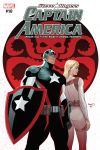 cover from Captain America: Steve Rogers (2016) #10