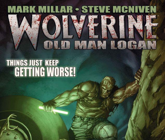 Wolverine (2003) #69