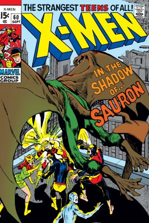 Uncanny X-Men (1963) #60