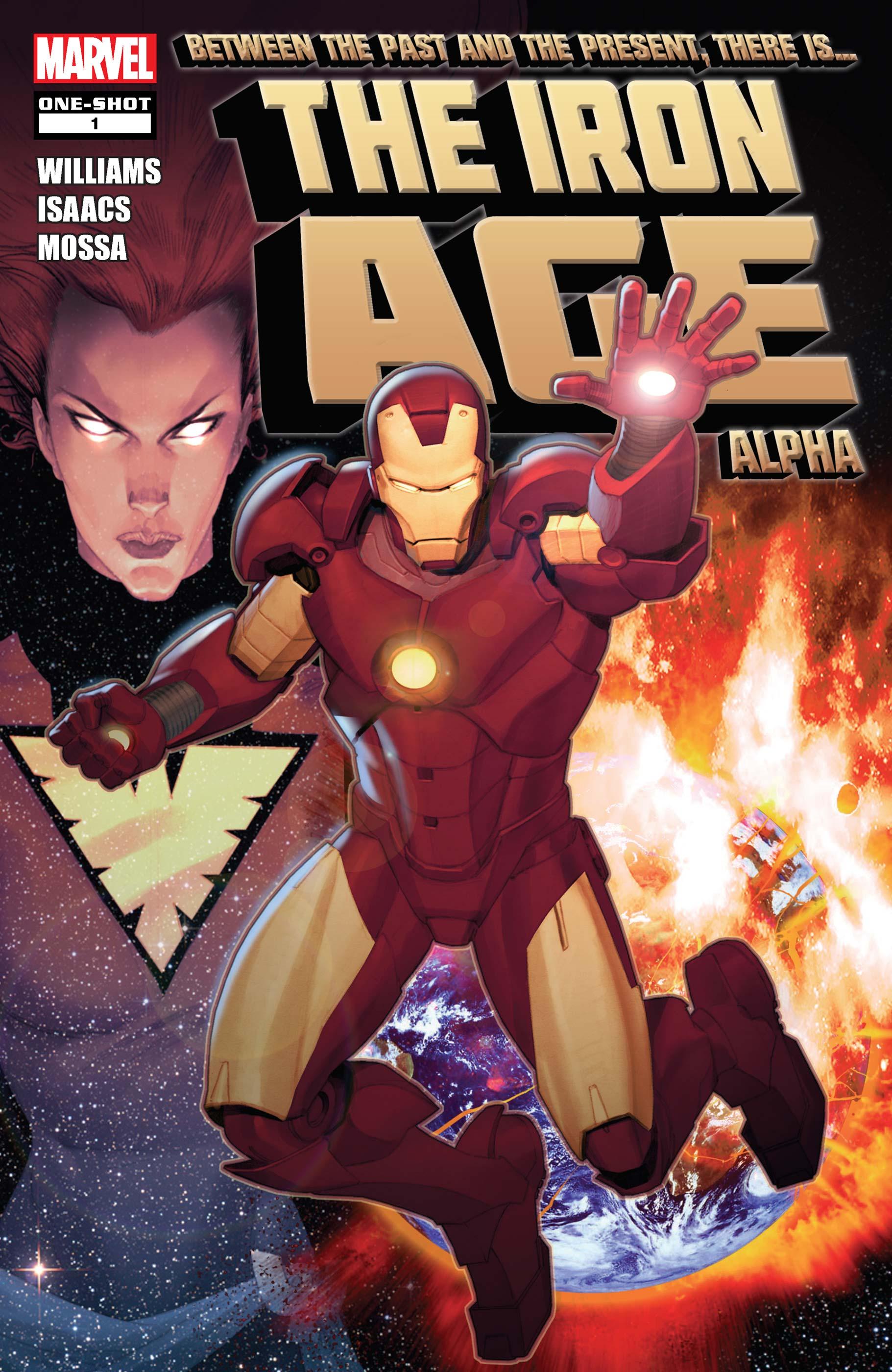 Iron Age: Alpha (2010) #1