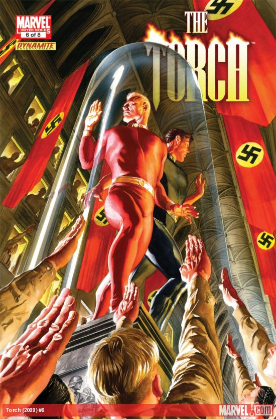 The Torch (2009) #6