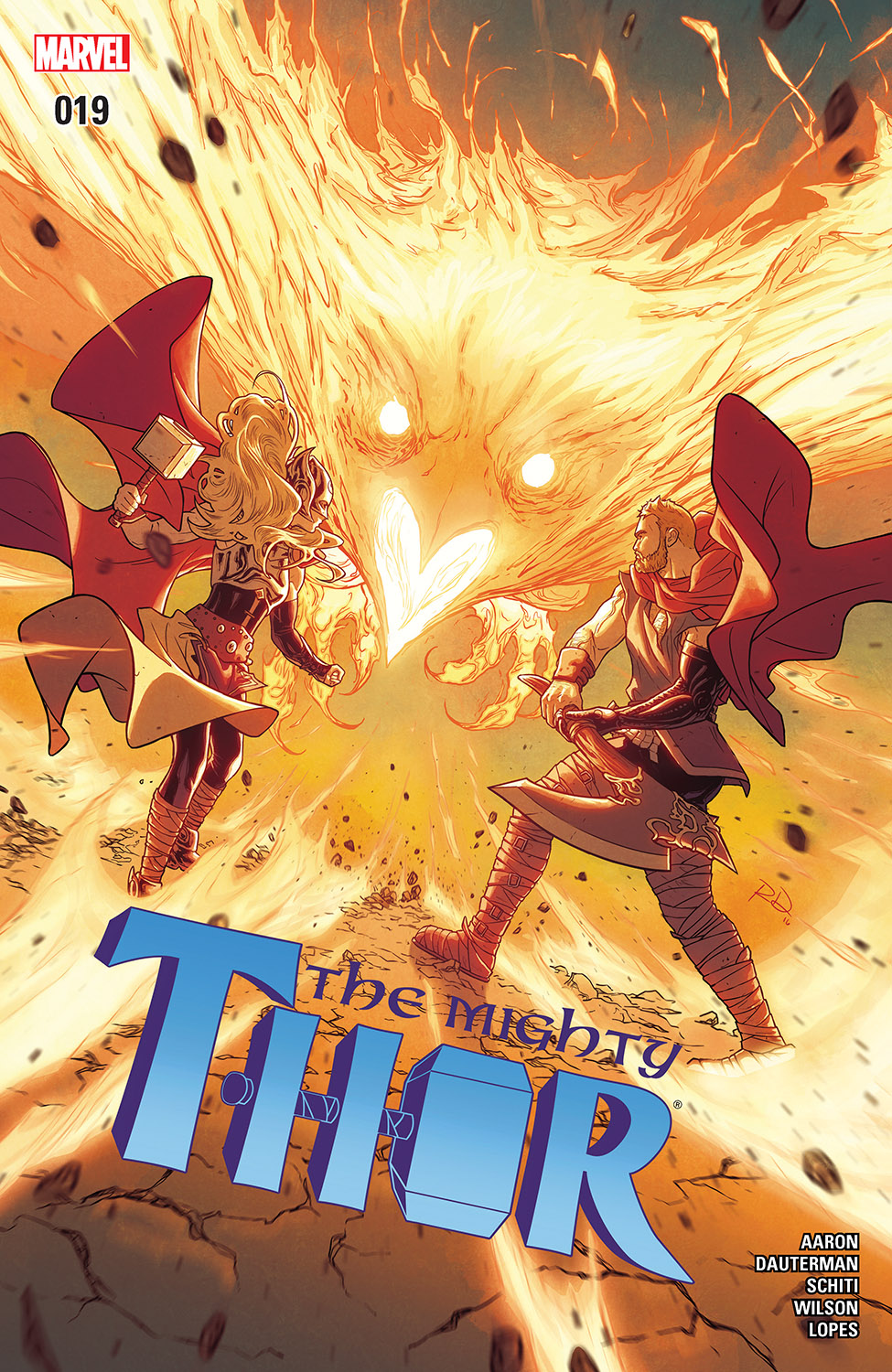 Mighty Thor (2015) #19