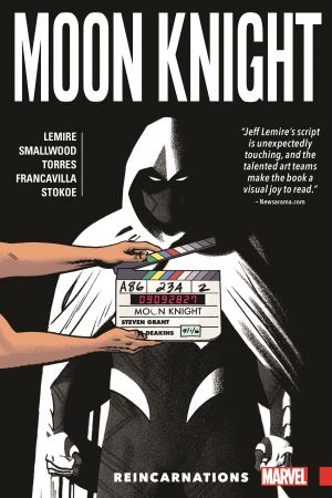 Moon Knight Vol. 2: Reincarnations (Trade Paperback)