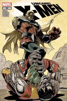 Uncanny X-Men (1963) #536