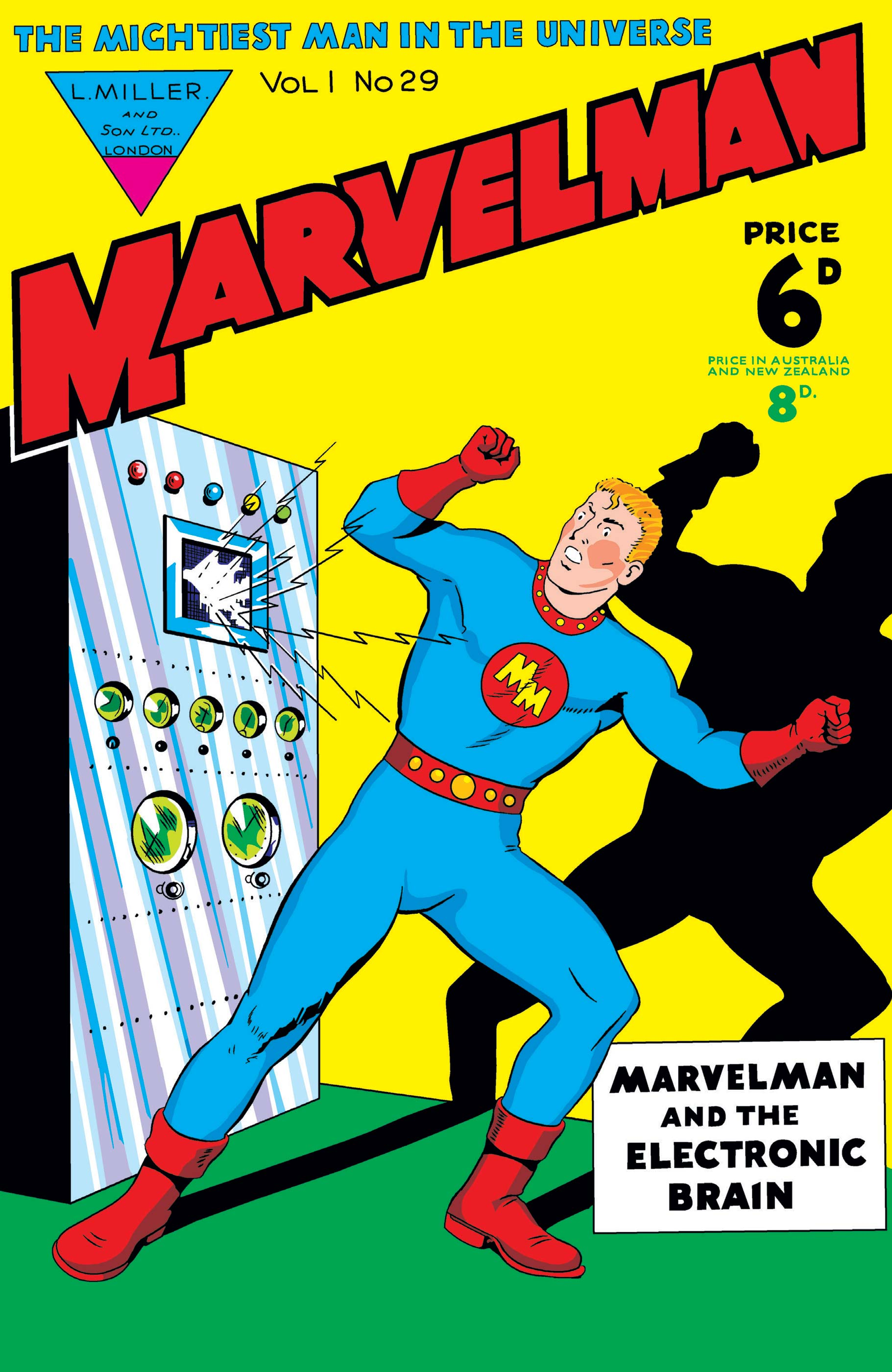 Marvelman (1954) #29