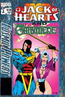 Cosmic Powers (1994) #3